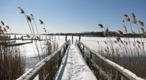 Prepare Yourself For Polar Temperature Swings This Winter In Rhode Island, According To The Farmers Almanac