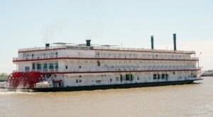 Not Many People Know That You Can Take A Week-Long Cruise Along The Illinois And Mississippi Rivers In Illinois