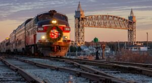 The Polar Express Train Ride In Massachusetts Is Scenic And Fun For The Whole Family