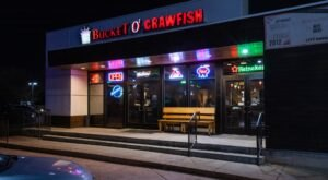 Some Of The Best Crispy Fried Seafood In Utah Can Be Found At Bucket O' Crawfish