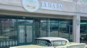 You Can Enjoy A Real Tea Party With Friends At La Tea Da Tea Room In Idaho