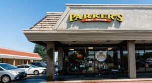 The Fully-Loaded Hot Dogs From Parker's Are Some Of The Best In Northern California