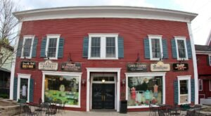 Visit Stowe, A Charming Village Of Shops In Vermont