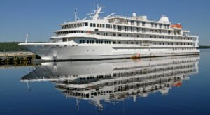Not Many People Know That You Can Take A Week-Long Cruise Through The Great Lakes In Michigan