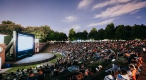 Watch Your Favorite Movies Outside At Nashville's Iconic Bicentennial Park With Nightlight 615
