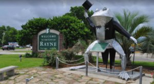 One Of The Most Unique Towns In America, Rayne Is Perfect For A Day Trip In Louisiana
