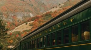 The Pumpkin Train Ride In Utah Is Scenic And Fun For The Whole Family