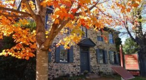Follow The Glow Of A Lantern On The Spooky Ghost Tours of New Hope In Pennsylvania