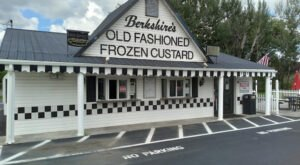 The Custard At This Small Ice Cream Shop In West Virginia Is A Favorite Local Staple