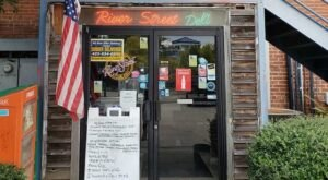 The River Street Deli In Tennessee Offers Incredible Deli Sandwiches Right On The Banks Of The Tennessee River