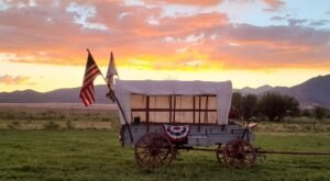 Camp Floyd Might Just Be The Most Haunted Park In Utah