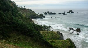 The Clatsop Loop Trail In Oregon Takes You From Forest To The Beach And Back