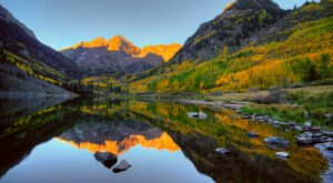 Fall Is Here And These Are The 8 Best Places To See The Changing Leaves In Colorado
