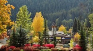Celebrate The Small Town Of Wallace's Colorful Past With The Fall For History Festival In Idaho