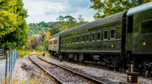 The Pumpkin Patch Limited Train Ride In Maryland Is Scenic And Fun For The Whole Family