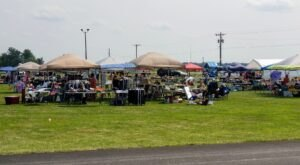 The Longest Yard Sale In The World Runs Right Through Tennessee Every Year