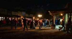 The All Hallows' Eve Terror Town In Ohio Is An Immersive Halloween Experience You Won't Soon Forget