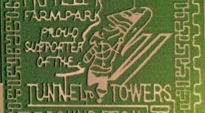 The Corn Maze At Fritzler Farm Park In Colorado Is Paying Homage To September 11th In The Most Amazing Way