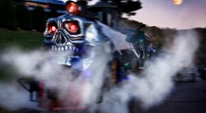 Visit The Haunted House, Freaky Forest, Creepy Carnival, And Ride The Ghost Train At Tweetsie Railroad This Fall In North Carolina