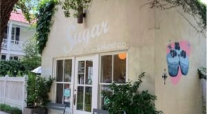 The Cases At Sugar Bakeshop In South Carolina Are Filled To The Brim Each Morning With Sweets You'll Love