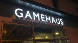Sip Drinks While You Play Classic Board Games At Game Häus In Southern California
