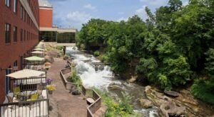 Perched Right Above The Cuyahoga River, This Ohio Hotel Is Absolutely Bucket-List Worthy