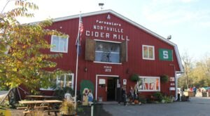 These 7 Cider And Donut Mills Around Detroit Will Put You In The Mood For Fall