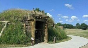 A Mysterious Prairie Trail In North Dakota Will Take You To Original Knife River Village Ruins