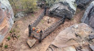 Visit These 3 Haunted Arkansas State Parks At Your Own Risk
