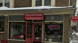Indulge In A Hearty Helping Of Homemade Pierogis At Black Forest Deli In Pennsylvania