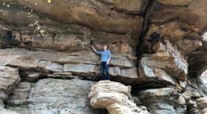Walk Through 1,500 Acres Of Rock Formations At Mississippi's Tishomingo State Park