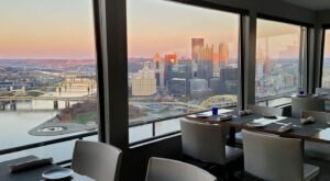 The Amazing Pittsburgh Restaurant You Can Get To Via The Duquesne Incline