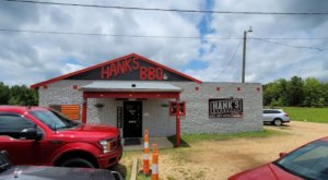 An Unassuming Hole-In-The-Wall, Hank's BBQ In Mississippi, Serves Award-Winning Grub That's Sure To Satisfy