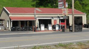 Family Owned Since 1922, Brown's Is One Of The Last Full Service Gas Stations In West Virginia