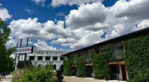 Modern Hotel Is A Retro Boutique Hotel In Idaho That's Ideal For A Staycation In The City