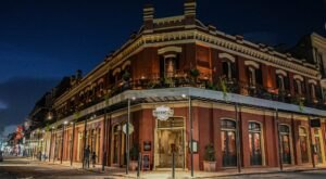 This New Orleans Restaurant Is Among The Most Haunted Places In The Nation