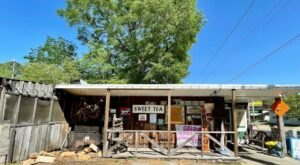 Order Some Of The Best Barbecue In Arkansas At JJ's Barbecue, A Ramshackle Barbecue Shack