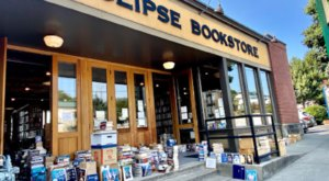 This 2-Story Bookstore In Washington, Eclipse Bookstore, Is Like Something From A Dream