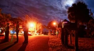 Enjoy A Nighttime Ghost Hunting Adventure In Historic Port Salerno, Florida