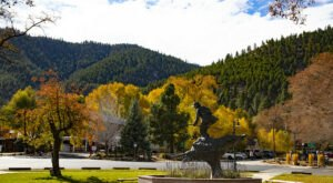 The Small Historic Town Of Genoa, Nevada Was Just Named One Of The Nation's Best Fall Destinations