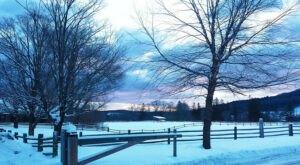 Prepare Yourself For Polar Temperature Swings This Winter In Montana, According To The Farmers Almanac