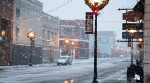 Get Ready To Bundle Up, The Farmers' Almanac is Predicting Below Average Temperatures This Winter In Mississippi