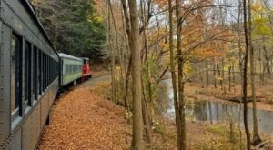 The Pumpkin Patch Train Ride In Pennsylvania Is Scenic And Fun For The Whole Family