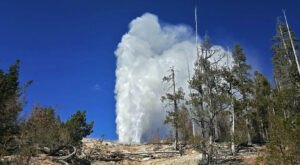 The World's Largest Active Geyser Is Bubbling Away In Wyoming