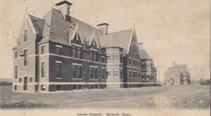 Norwich State Hospital In Connecticut Was Among The Most Haunted Places In The Nation