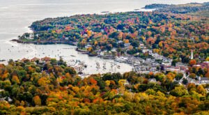 When And Where To Expect Maine's Fall Foliage To Peak This Year