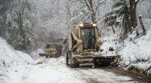 Prepare Yourself For Polar Temperature Swings This Winter In West Virginia, According To The Farmers Almanac