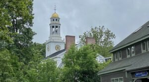 The Small Massachusetts Town Of Concord Has More Outdoor Attractions Than Any Other Place In The State