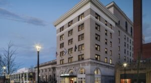 The Historic Hotel Morgan In West Virginia Is Notoriously Haunted And We Dare You To Spend The Night