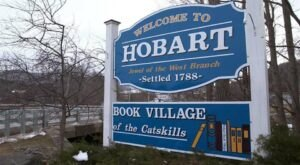 Visit Hobart, A Charming Village Of Book Shops In New York